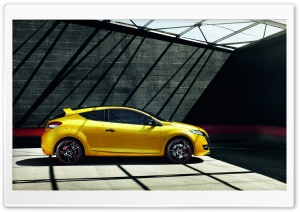 Renault Megane 265 Trophy Tuning HD Wide Wallpaper for Widescreen