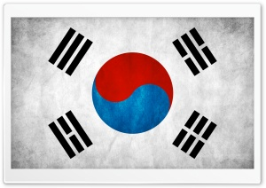 Republic Of South Korea Ultra HD Wallpaper for 4K UHD Widescreen desktop, tablet & smartphone