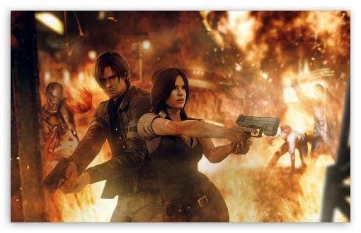 Resident Evil 6 ❤ 4K UHD Wallpaper for Wide 16:10 5:3 Widescreen WHXGA WQXGA WUXGA WXGA WGA ; 4K UHD 16:9 Ultra High Definition 2160p 1440p 1080p 900p 720p ; Mobile 5:3 16:9 - WGA 2160p 1440p 1080p 900p 720p ;
