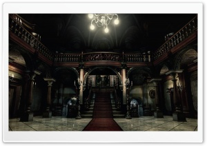 Resident Evil HD Wide Wallpaper for Widescreen