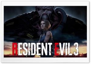 Resident Evil 3 Nemesis 2020 8K Jill Ultra HD Wallpaper for 4K UHD Widescreen desktop, tablet & smartphone