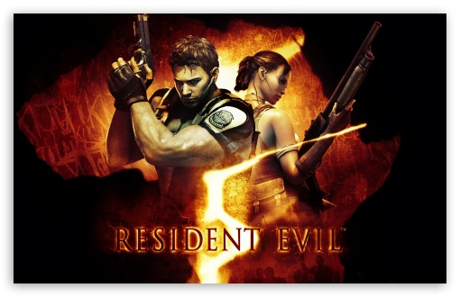 Resident Evil 5 HD wallpaper for Wide 16:10 5:3 Widescreen WHXGA WQXGA WUXGA WXGA WGA ; HD 16:9 High Definition WQHD QWXGA 1080p 900p 720p QHD nHD ; Standard 4:3 5:4 3:2 Fullscreen UXGA XGA SVGA QSXGA SXGA DVGA HVGA HQVGA devices ( Apple PowerBook G4 iPhone 4 3G 3GS iPod Touch ) ; Tablet 1:1 ; iPad 1/2/Mini ; Mobile 4:3 5:3 3:2 16:9 5:4 - UXGA XGA SVGA WGA DVGA HVGA HQVGA devices ( Apple PowerBook G4 iPhone 4 3G 3GS iPod Touch ) WQHD QWXGA 1080p 900p 720p QHD nHD QSXGA SXGA ;