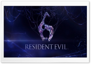 Resident Evil 6 - Main Theme HD Wide Wallpaper for Widescreen