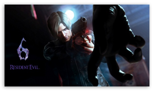 Resident Evil 6 HD wallpaper for HD 16:9 High Definition WQHD QWXGA 1080p 900p 720p QHD nHD ; Standard 4:3 5:4 Fullscreen UXGA XGA SVGA QSXGA SXGA ; Tablet 1:1 ; iPad 1/2/Mini ; Mobile 4:3 5:3 3:2 16:9 5:4 - UXGA XGA SVGA WGA DVGA HVGA HQVGA devices ( Apple PowerBook G4 iPhone 4 3G 3GS iPod Touch ) WQHD QWXGA 1080p 900p 720p QHD nHD QSXGA SXGA ;
