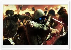 Resident Evil Operation Raccoon City Ultra HD Wallpaper for 4K UHD Widescreen desktop, tablet & smartphone