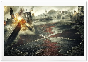 Resident Evil Retribution HD Wide Wallpaper for Widescreen
