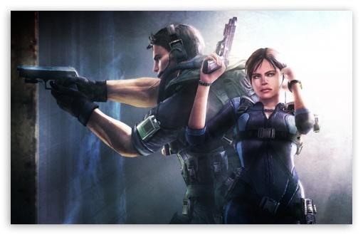 Resident Evil Revelations Jill And Chris HD wallpaper for Wide 16:10 5:3 Widescreen WHXGA WQXGA WUXGA WXGA WGA ; HD 16:9 High Definition WQHD QWXGA 1080p 900p 720p QHD nHD ; Standard 4:3 5:4 3:2 Fullscreen UXGA XGA SVGA QSXGA SXGA DVGA HVGA HQVGA devices ( Apple PowerBook G4 iPhone 4 3G 3GS iPod Touch ) ; iPad 1/2/Mini ; Mobile 4:3 5:3 3:2 16:9 5:4 - UXGA XGA SVGA WGA DVGA HVGA HQVGA devices ( Apple PowerBook G4 iPhone 4 3G 3GS iPod Touch ) WQHD QWXGA 1080p 900p 720p QHD nHD QSXGA SXGA ;