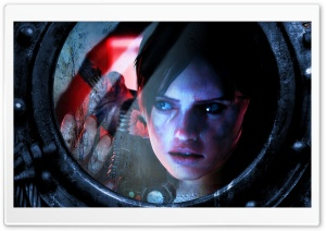 Resident Evil Revelations Jill Valentine HD Wide Wallpaper for Widescreen