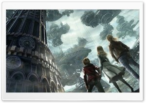 Resonance Of Fate End Of Eternity HD Wide Wallpaper for Widescreen