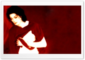 Rest In Peace Michael Jackson HD Wide Wallpaper for Widescreen