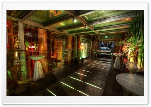 Restaurant In Beijing HD Wide Wallpaper for Widescreen