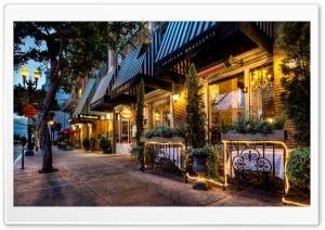 Restaurant near Sofia Hotel HD Wide Wallpaper for 4K UHD Widescreen desktop & smartphone