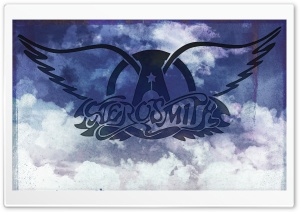 Retro Aerosmith (HD) HD Wide Wallpaper for Widescreen