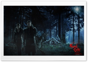 Revenge Is Sweeter Than Candy - Hansel and Gretel Witch Hunters HD Wide Wallpaper for Widescreen