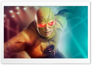 Reverse Flash HD Wide Wallpaper for Widescreen