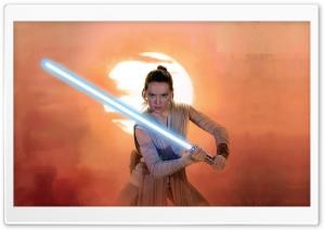 Rey, Star Wars Ultra HD Wallpaper for 4K UHD Widescreen desktop, tablet & smartphone