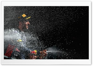 Ricciardo Formula 1 HD Wide Wallpaper for Widescreen