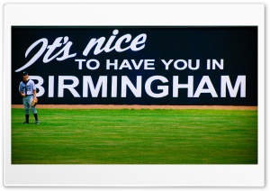 Rickwood Field, Birmingham, Alabama HD Wide Wallpaper for Widescreen