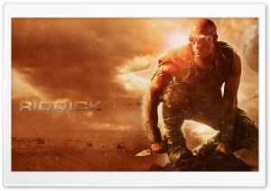 Riddick HD Wide Wallpaper for Widescreen