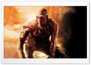 Riddick 2013 HD Wide Wallpaper for 4K UHD Widescreen desktop & smartphone