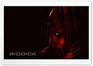 Riddick Rule The Dark HD Wide Wallpaper for 4K UHD Widescreen desktop & smartphone
