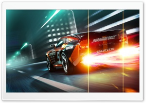 Ridge Racer HD Wide Wallpaper for Widescreen