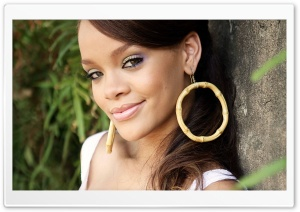 Rihanna 16 HD Wide Wallpaper for Widescreen