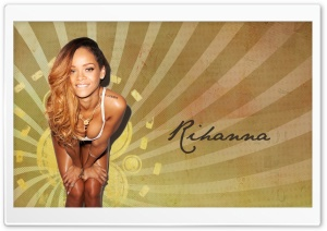 Rihanna 2013 Background HD Wide Wallpaper for Widescreen