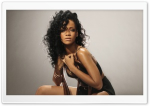 Rihanna HD Wide Wallpaper for Widescreen