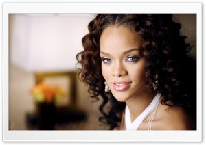 Rihanna 27 HD Wide Wallpaper for Widescreen