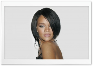Rihanna 5 HD Wide Wallpaper for Widescreen