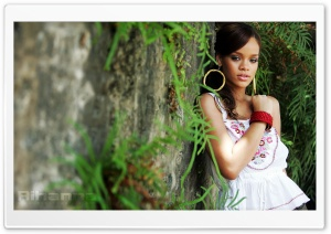 Rihanna 7 HD Wide Wallpaper for Widescreen