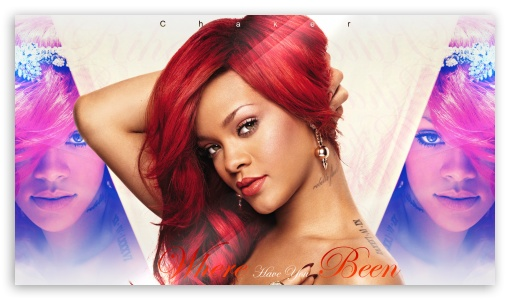 Rihanna - Where Have You Been HD wallpaper for HD 16:9 High Definition WQHD QWXGA 1080p 900p 720p QHD nHD ; Mobile 16:9 - WQHD QWXGA 1080p 900p 720p QHD nHD ; Dual 16:10 5:3 16:9 4:3 5:4 WHXGA WQXGA WUXGA WXGA WGA WQHD QWXGA 1080p 900p 720p QHD nHD UXGA XGA SVGA QSXGA SXGA ;
