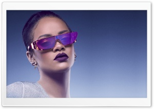 Rihanna Dior Sunglasses Ultra HD Wallpaper for 4K UHD Widescreen desktop, tablet & smartphone