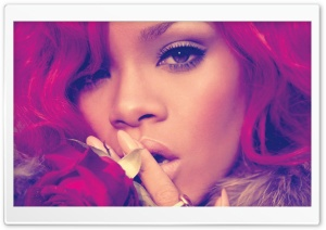 Rihanna Loud Album HD Wide Wallpaper for Widescreen