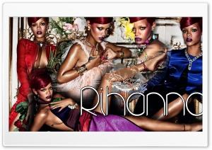 Rihanna Model Status Ultra HD Wallpaper for 4K UHD Widescreen desktop, tablet & smartphone