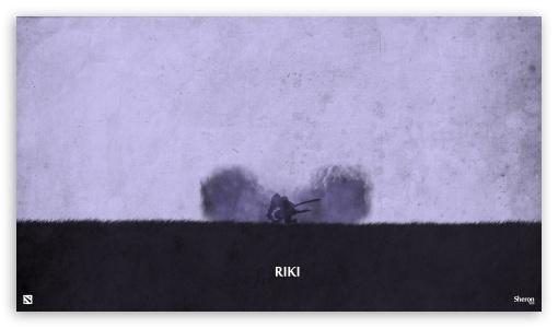 Riki - DotA 2 ❤ 4K UHD Wallpaper for 4K UHD 16:9 Ultra High Definition 2160p 1440p 1080p 900p 720p ; Tablet 1:1 ; iPad 1/2/Mini ; Mobile 4:3 5:3 3:2 16:9 - UXGA XGA SVGA WGA DVGA HVGA HQVGA ( Apple PowerBook G4 iPhone 4 3G 3GS iPod Touch ) 2160p 1440p 1080p 900p 720p ;
