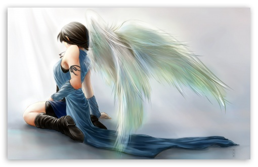 Rinoa Heartilly Angel Wings ❤ 4K UHD Wallpaper for Wide 16:10 Widescreen WHXGA WQXGA WUXGA WXGA ; Standard 4:3 3:2 Fullscreen UXGA XGA SVGA DVGA HVGA HQVGA ( Apple PowerBook G4 iPhone 4 3G 3GS iPod Touch ) ; iPad 1/2/Mini ; Mobile 4:3 3:2 - UXGA XGA SVGA DVGA HVGA HQVGA ( Apple PowerBook G4 iPhone 4 3G 3GS iPod Touch ) ;