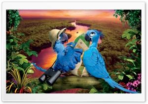 Rio 2 2014 Ultra HD Wallpaper for 4K UHD Widescreen desktop, tablet & smartphone