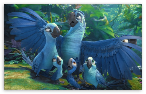 Rio 2 Blu And Jewel's Kids ❤ 4K UHD Wallpaper for Wide 16:10 5:3 Widescreen WHXGA WQXGA WUXGA WXGA WGA ; 4K UHD 16:9 Ultra High Definition 2160p 1440p 1080p 900p 720p ; Standard 3:2 Fullscreen DVGA HVGA HQVGA ( Apple PowerBook G4 iPhone 4 3G 3GS iPod Touch ) ; Tablet 1:1 ; Mobile 5:3 3:2 16:9 - WGA DVGA HVGA HQVGA ( Apple PowerBook G4 iPhone 4 3G 3GS iPod Touch ) 2160p 1440p 1080p 900p 720p ; Dual 5:4 QSXGA SXGA ;
