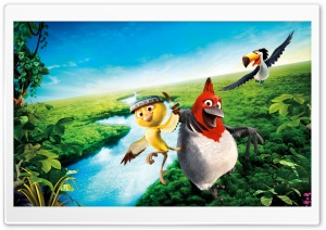 Rio 2 Journey HD Wide Wallpaper for 4K UHD Widescreen desktop & smartphone