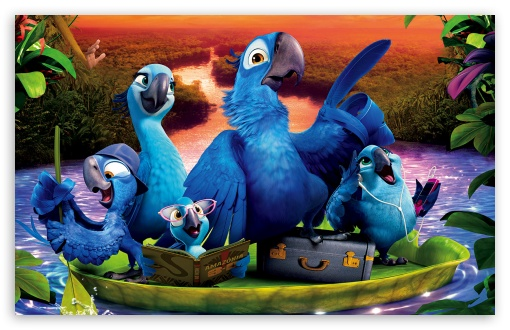 rio 2 kids 4k hd desktop wallpaper for 4k ultra hd tv