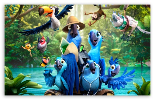 Rio 2 Movie HD wallpaper for Wide 16:10 5:3 Widescreen WHXGA WQXGA WUXGA WXGA WGA ; HD 16:9 High Definition WQHD QWXGA 1080p 900p 720p QHD nHD ; Standard 4:3 5:4 3:2 Fullscreen UXGA XGA SVGA QSXGA SXGA DVGA HVGA HQVGA devices ( Apple PowerBook G4 iPhone 4 3G 3GS iPod Touch ) ; iPad 1/2/Mini ; Mobile 4:3 5:3 3:2 16:9 5:4 - UXGA XGA SVGA WGA DVGA HVGA HQVGA devices ( Apple PowerBook G4 iPhone 4 3G 3GS iPod Touch ) WQHD QWXGA 1080p 900p 720p QHD nHD QSXGA SXGA ;
