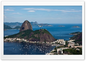 Rio De Janeiro Landscapes HD Wide Wallpaper for 4K UHD Widescreen desktop & smartphone
