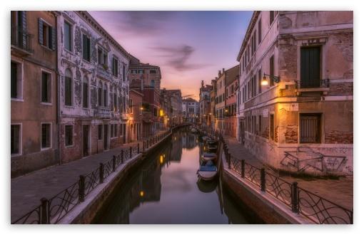 Rio Marin Venice Italy 4k Hd Desktop Wallpaper For 4k