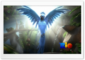Rio Movie Jewel Ultra HD Wallpaper for 4K UHD Widescreen desktop, tablet & smartphone