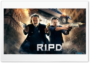 RIPD Rest in Peace Department Base Movie HD Wide Wallpaper for Widescreen