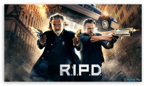 RIPD Rest in Peace Department Base Movie HD wallpaper for HD 16:9 High Definition WQHD QWXGA 1080p 900p 720p QHD nHD ; Mobile 16:9 - WQHD QWXGA 1080p 900p 720p QHD nHD ;