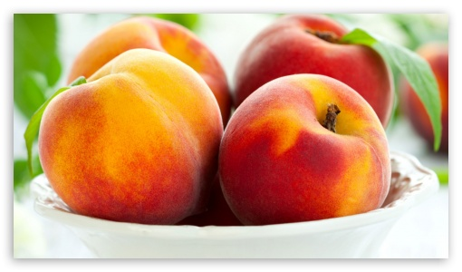 Ripe peaches UltraHD Wallpaper for 8K UHD TV 16:9 Ultra High Definition 2160p 1440p 1080p 900p 720p ; Mobile 16:9 - 2160p 1440p 1080p 900p 720p ;