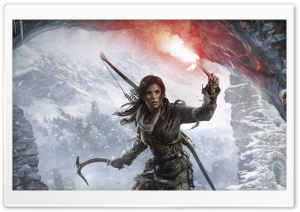Rise Of The Tomb Raider Journey HD Wide Wallpaper for Widescreen